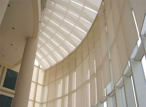 china latest news about Architectural bespoke blinds systems