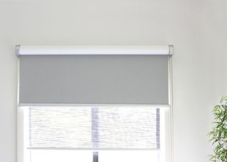 Living Room Manual Thermal Insulated Sun Shade Roller Blinds